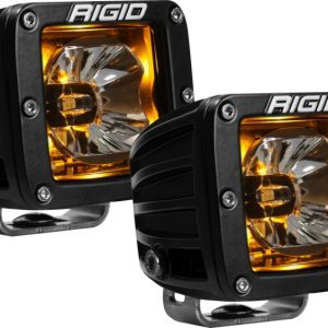 Rigid 20204 Industries Radiance Pod Amber Backlight – Pair