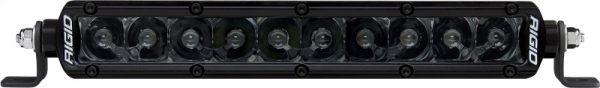 Rigid 910213BLK Industries 10in SR Series Spot – Midnight Edition